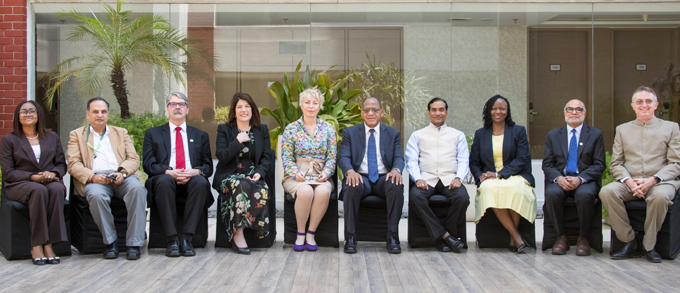 ICRISAT Governing Board Members, April 2019. Photo: P Srujan, ICRISAT