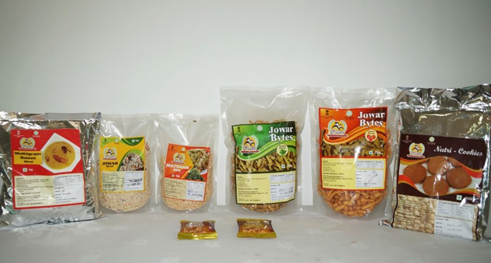 The supplemental food that was introduced in Telangana to combat malnutrition. Photo: ICRISAT