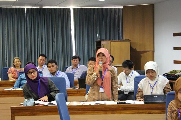 Participants at the regional workshop. Photo: Natcha, LEAD