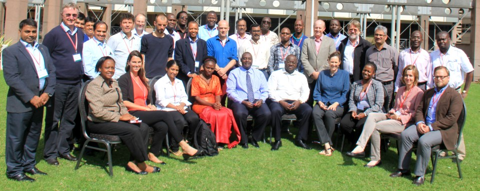 Scientists at the ESA regional planning meet. Photo: C Wangari, ICRISAT