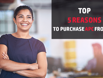 Top 5 Reasons to Purchase APC from ICS