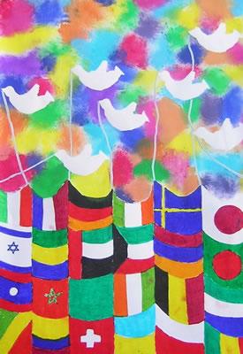Un Poster Per La Pace Immagine 3