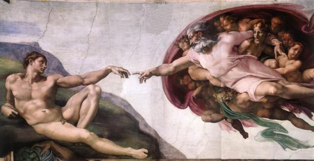Genesi: Creazione di Adamo