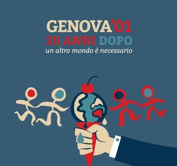 A 20 anni dal G8: memoria e futuro. Le reti sociali che promuovono iniziative a Genova