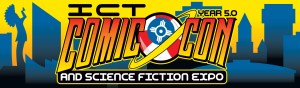 ICTComicCon 5.0 Logo (2021 Convention)