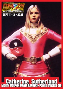 ICTComicCon Special Guest Catherine Sutherland