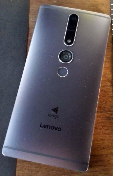 Lenovo tango 4