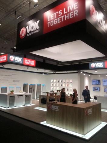 Vox Electronics štand na sajmu IFA 2016 u Berlinu