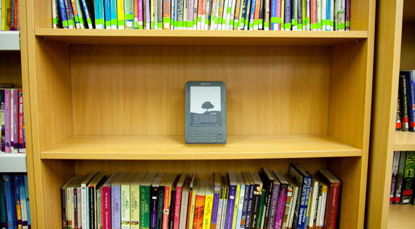 ebook-library-shelf