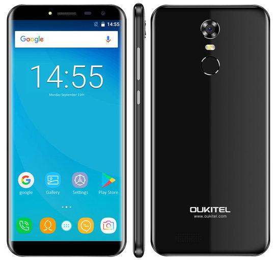 Oukitel-C8