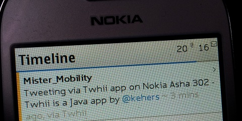 Twhii: a great Twitter client for Java phones - ICTworks