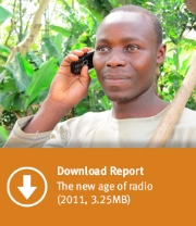 Download Report #3:  The new age of radio