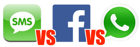 sms-facebook-whatsapp