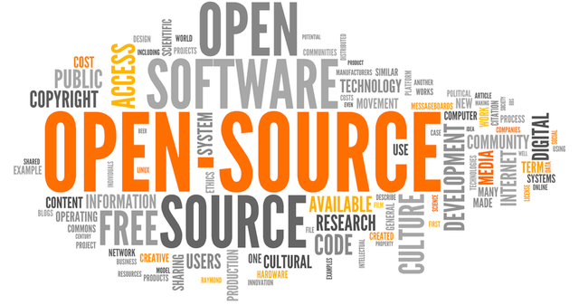 How can open source software be sustainable in Open source graphics software