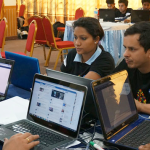 ICT Innovation Corps: Teaching Digital Principles to Non-Techie Staff