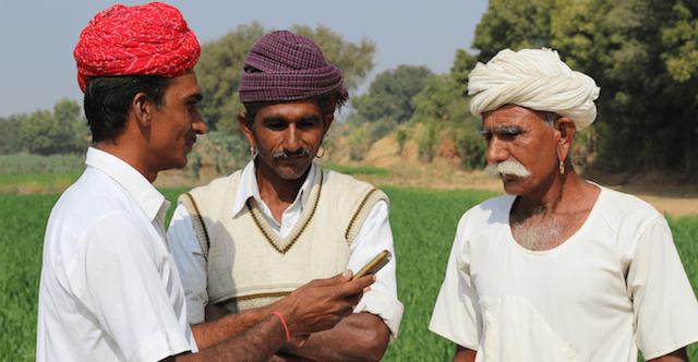 farmer chatbot india