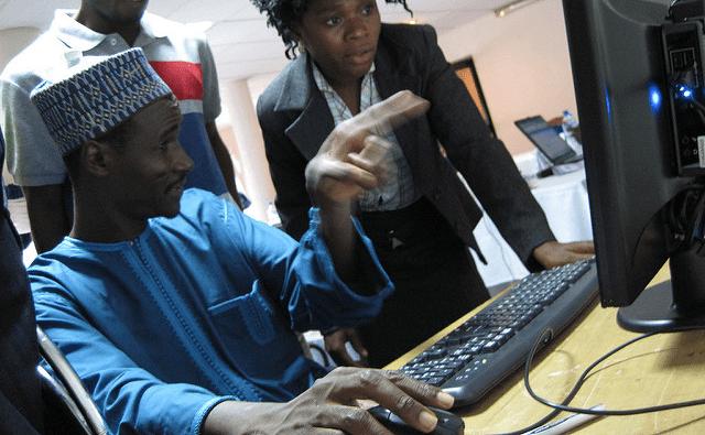 ICT4D complaint