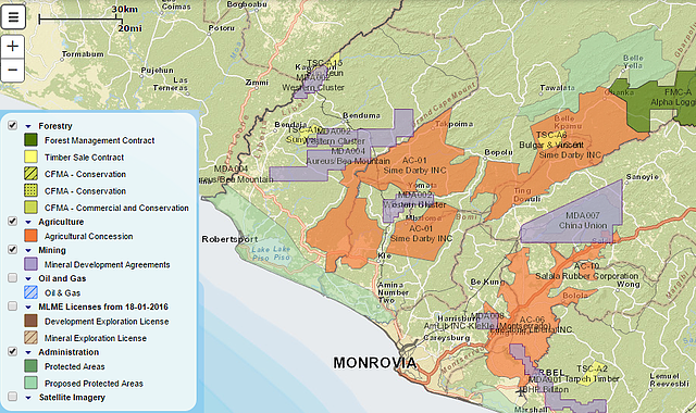 land-management-gis-liberia