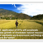 Congratulations to Bhutan! Now a Global ICTforAg Leader