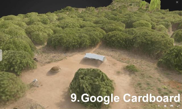 Drone Google Cardboard