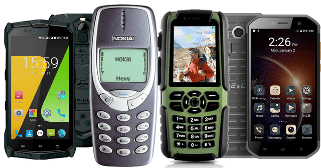 Which Mobile Phones Work Best For Disaster Responders And