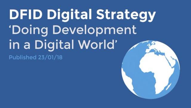 dfid digital strategy