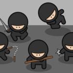 The Role of Digital Ninjas at DFID