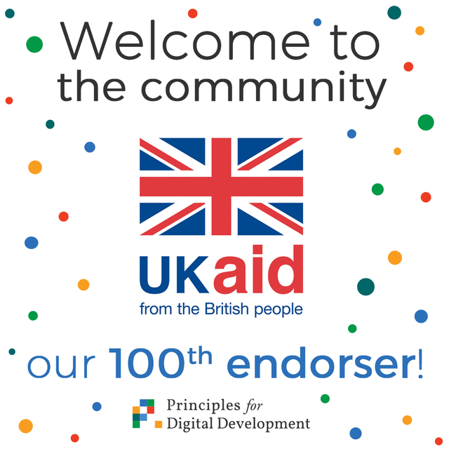 dfid digital principles