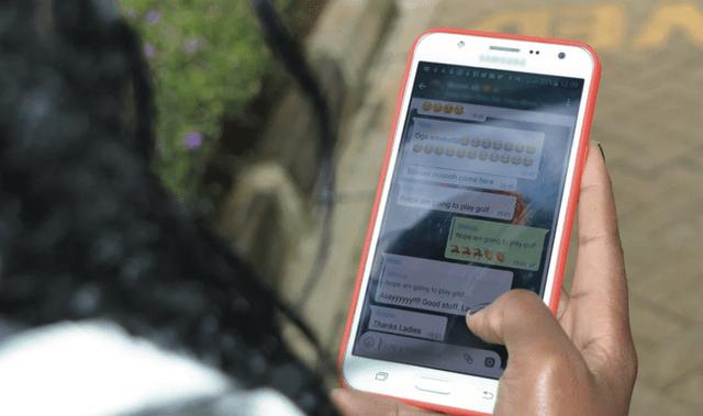 messenger applications international development