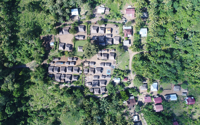 drone images indonesia