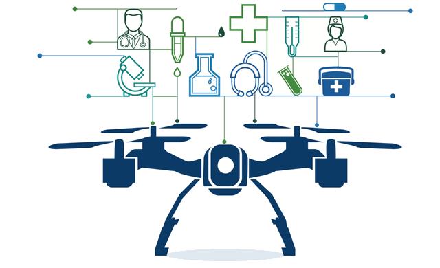UAV global health
