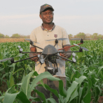 Which Is Better for Farm Size Mapping: UAV Drones or Satellites?