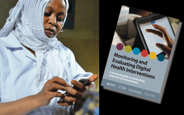 monitoring evaluation digital health
