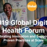 Please Join Us: 2019 Global Digital Health Forum