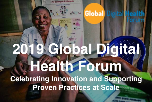 global digital health forum
