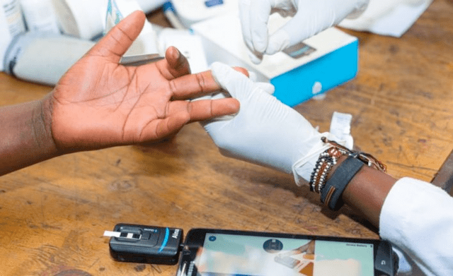 digital health device funding