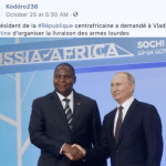 Russians Are Still Using Facebook to Misinform African Voters