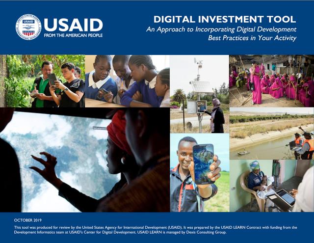 usaid digital investment tool