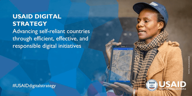 usaid digital development strategy