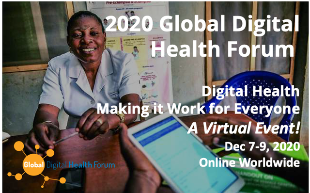 Global Digital Health Forum 2020