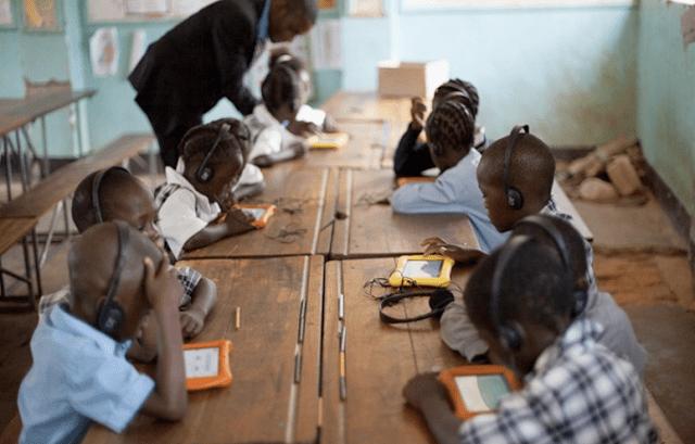 pre-primary edutech soltuons