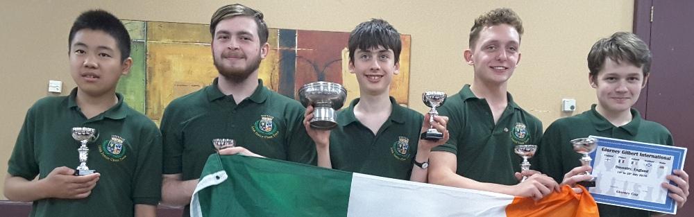 Glorney 2016 - Glorney Winners