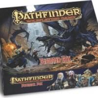 Caixa de iniciante de Pathfinder