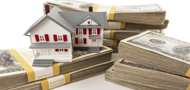 money and mini house