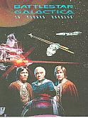 Cover of the Galactica 15 Year Reunion convention held in LA.
