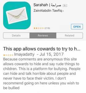 The Sarahah Outbreak: Anonymous Feedback App Takes Social Media By Storm 6