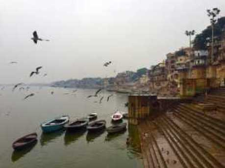 You Know You're Painted in the Colors of Banaras, When You... 2