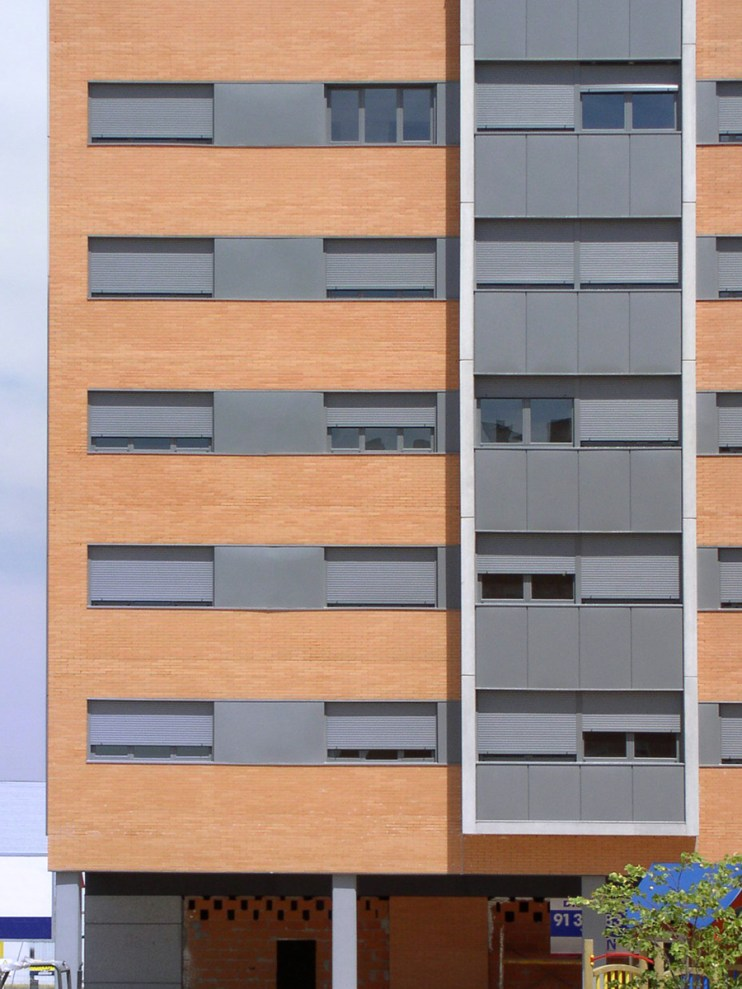 I&D arquitectos - Vivienda colectiva PDC - 02