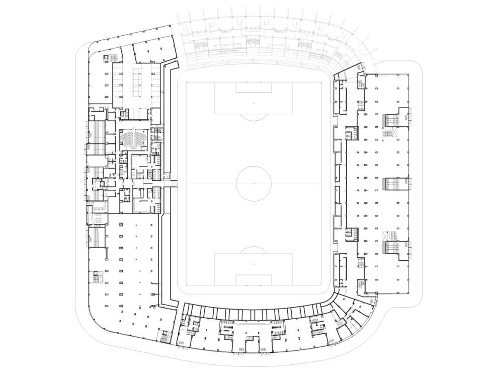I&D arquitectos - Estadio PILC - 14