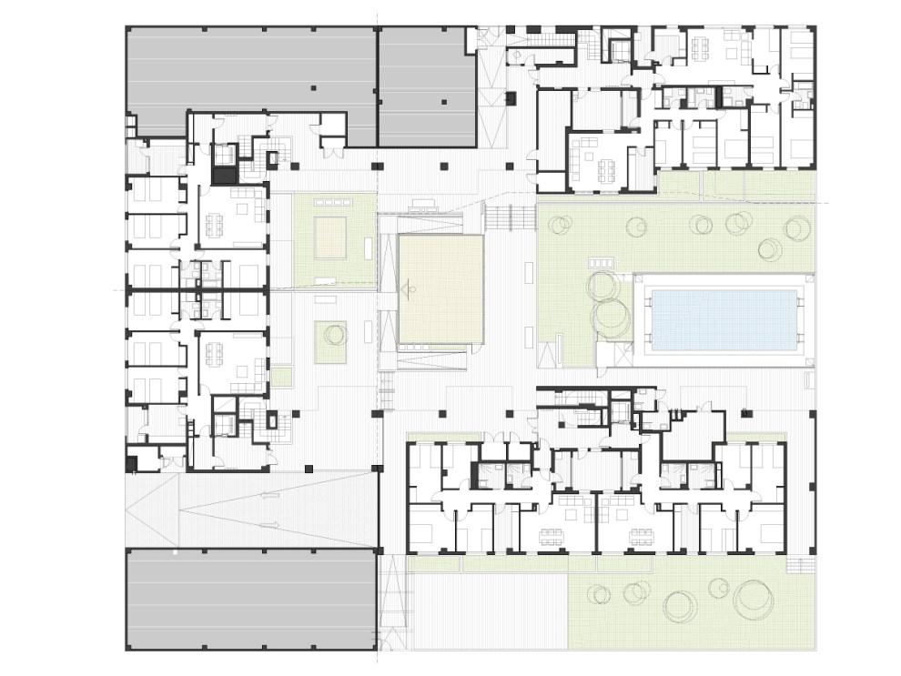 I&D arquitectos - Vivienda colectiva CH 10